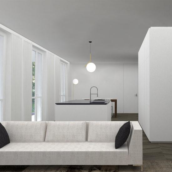 35a studio architettura milano e provincia andrea carmignola for Case architetti famosi