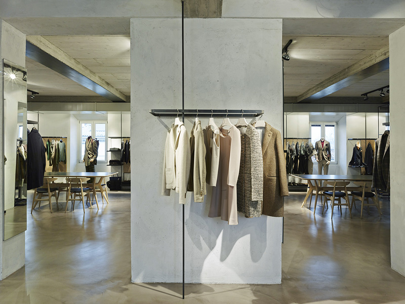 Interior designer negozi 35a studio di architettura for Interior design negozi