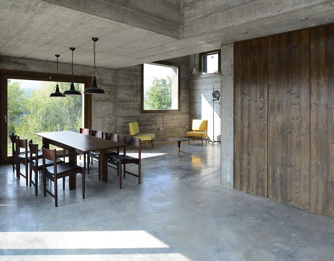 Interessante architettura interni case wj71 pineglen - Architetto interni milano ...