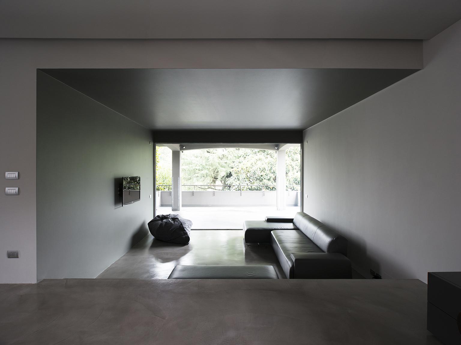 Progettazione abitazione unifamiliare parabiago 35a for Piani di studio a casa