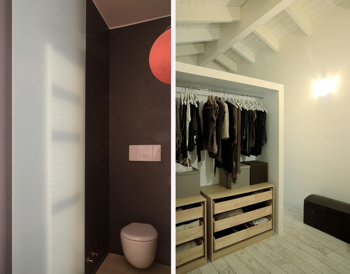 Ristrutturazione interni milano for Studio design interni milano